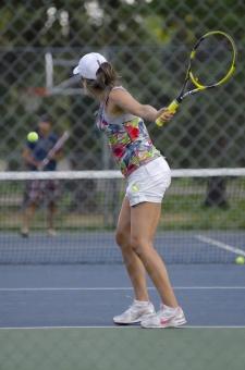イップス テニス