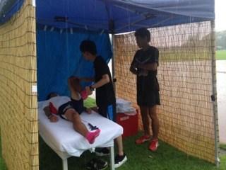 名古屋 スポーツ治療 ながはま治療院
